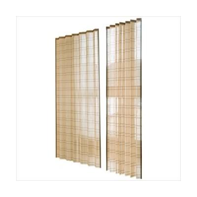 竹すだれカーテン 100×170cm 2枚組 TC1507172P (APIs)
