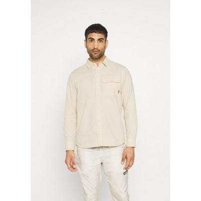 ノースフェイス シャツ メンズ トップス PINECREST - Shirt - bleached sand