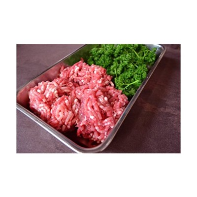 国産 黒豚 粗びき肉 100gプロ使用 挽き肉 料理 麻婆豆腐 餃子 オムライス ハンバーグ に 業務用 にも