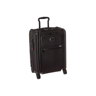トゥミ Alpha 3 Continental Dual Access 4 Wheeled Carry-On メンズ ラゲッジバッグ かばん Black