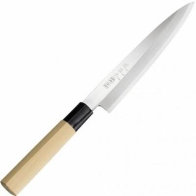 貝印 関孫六 刺身包丁 銀寿 本鋼和包丁 幅30.9×奥行3.4×高さ1.9cm AK5206 1個