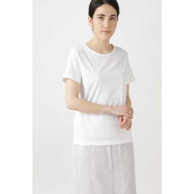 新きょう綿Tシャツ シロ
