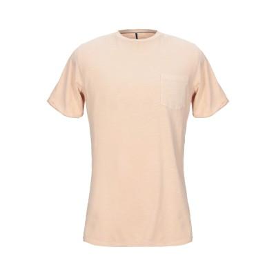 IMPURE T シャツ ローズピンク XL コットン 100% T シャツ