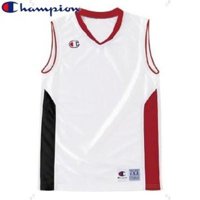 Champion(チャンピオン) GIRLS GAME SHIRTS バスケット ゲームシャツ CBGR2032-WR