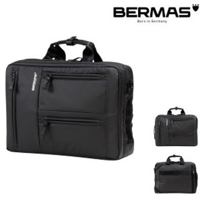 【レビューを書いてポイント+5%】バーマス ビジネスバッグ 3WAY リュック バックパック A4 アルスフェルト メンズ 60351 BERMAS | ブリ