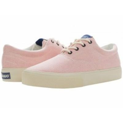 Sebago セバゴ レディース 女性用 シューズ 靴 スニーカー 運動靴 John Panama Pink/White【送料無料】
