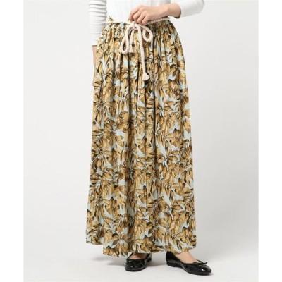 スカート my Sunday Morning.../マイ サンデー モーニング.../BROOKE printed skirt