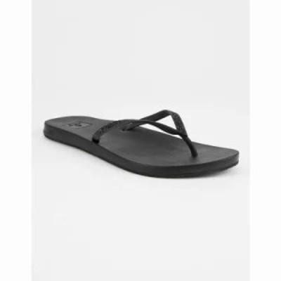 リーフ ビーチサンダル Cushion Bounce Stargazer s Sandals Black