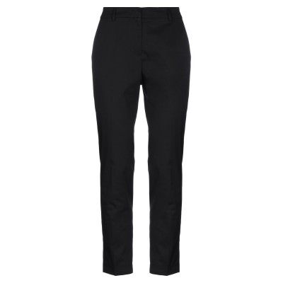 FUNNY FACE パンツ ブラック 44 コットン 98% / ポリウレタン 2% パンツ