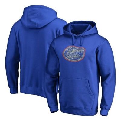 ユニセックス スポーツリーグ アメリカ大学スポーツ Florida Gators Fanatics Branded Static Logo Pullover Hoodie - Royal
