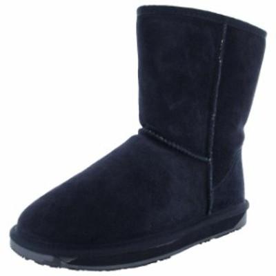 シューズ ブーツ Booroo Womens Eva Suede Merino Wool Winter Snow Boots Shoes