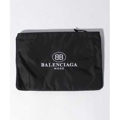 (BALENCIAGA/バレンシアガ)【BALENCIAGA】EXPLORER POUCH/レディース ブラック