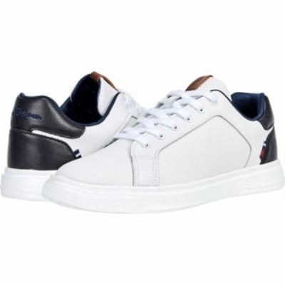 ベンシャーマン Ben Sherman メンズ スニーカー シューズ・靴 Hardie Sneaker White/Black