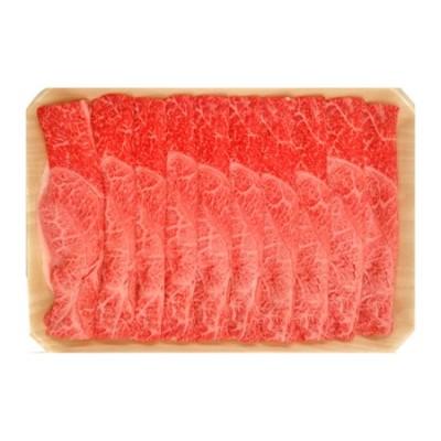 A5等級 飛騨牛モモ又はカタ肉 スライス 約800g(約400g×2P)