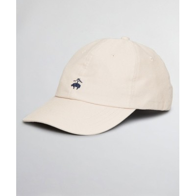 BROOKS BROTHERS / GF コットン ベースボールキャップ MEN 帽子 > キャップ