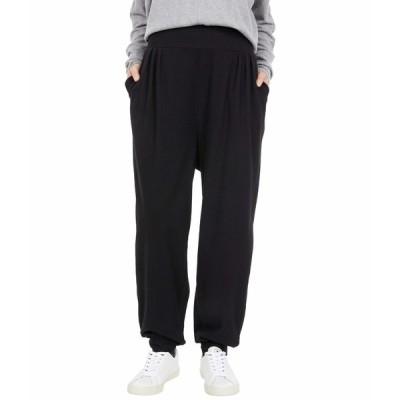 モッドドック カジュアルパンツ ボトムス レディース Spandex Blend Jersey Easy Pants Black