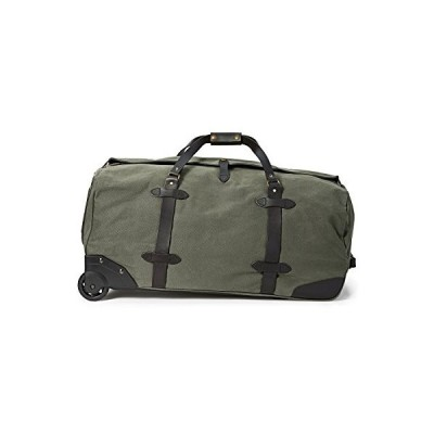 Filson Large Rolling Duffle Bag, Otter Green 並行輸入品