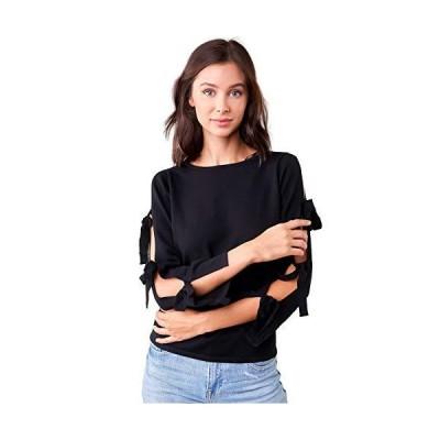 Sugarlips Women's Sweater Blouse, Black, X-Small並行輸入品 送料無料