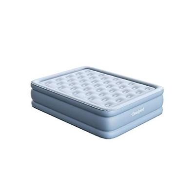 送料無料 Beautyrest MM09517DB 15 Inch Posture Lux Portable Full Size Inflatable Bed