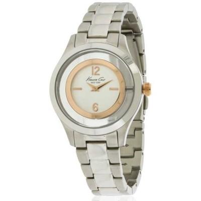 腕時計 ケネスコール Kenneth Cole ステンレス スチール レディース 腕時計 10026945