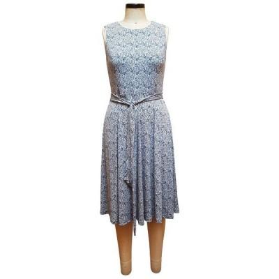 チャータークラブ ワンピース トップス レディース Paisley-Print Tie-Waist Midi Dress,  Wthrd Indg Cmb