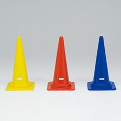 トーエイライト TOEI LIGHT ソフトコーナーポイント70 [カラー:黄] [サイズ:底部38cm角、高さ70cm] #G-1327Y 1本入り