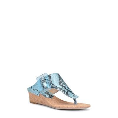 ドナルドプリネール サンダル シューズ レディース Oltina Slide Sandal Water Leather