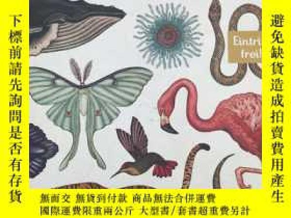二手書博民逛書店Das罕見Museum der Tiere: Eintritt