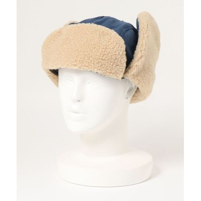 Fun & Daily / F&D : キャンバスボンバーキャップ WOMEN 帽子 > キャップ