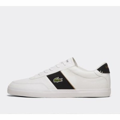 ラコステ Lacoste メンズ スニーカー シューズ・靴 court-master 319 trainer White/Black