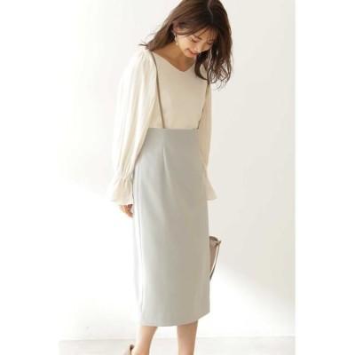 PROPORTION BODY DRESSING/プロポーションボディドレッシング  ◆サスペンダータイトスカート ミント1 3