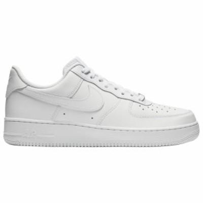 ナイキ メンズ エアフォース1 ロー Nike Air Force 1 Low スニーカー White/White