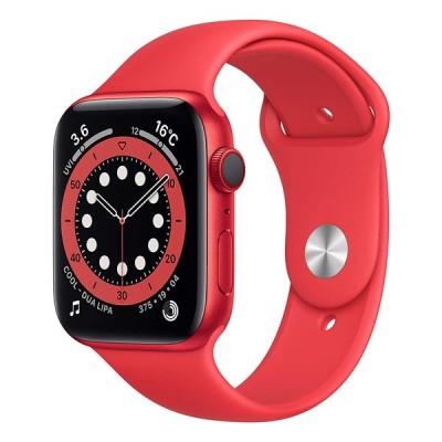 APPLE Apple Watch Series 6 GPS+Cellularモデル 44mm M09C3J/A (PRODUCT)REDスポーツバンド