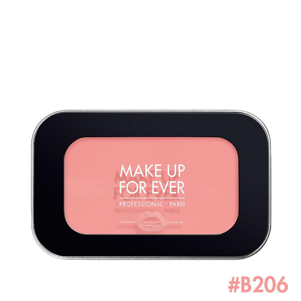 【腮紅】藝術大師玩色頰彩蕊心 B206-甜桃粉- MAKE UP FOR EVER