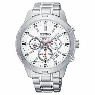 Seiko Neo Sport sks601p1メンズホワイト腕時計(中古品)