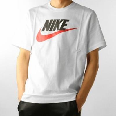 Tシャツ ナイキ NIKE メンズ AR5005 フューチュラ アイコン 半袖Tシャツ 2102 半袖 ロゴTシャツ