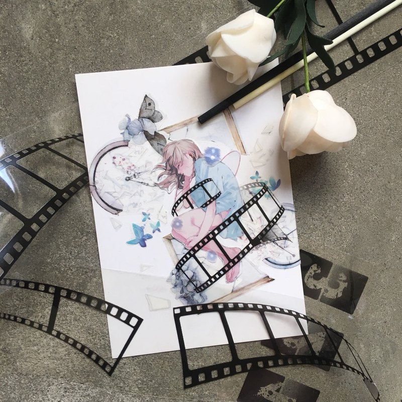【膠卷】 PET 第一代 / 第二代 相機底片設計 by_ZJ