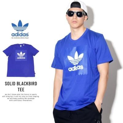 アディダス スケートボーディング adidas Skateboarding Tシャツ メンズ USAモデル ソリッドブラックバードTシャツ DU8312