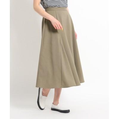 WORLD ONLINE STORE SELECT / 【XS~L/後ろゴム】切り替えフレアースカート WOMEN スカート > スカート