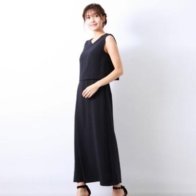 【COLLECTION LINE】セレナダブルアムンゼンストレッチドレス