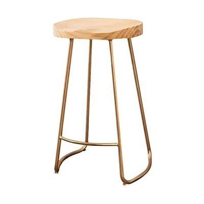ンリアンに聞-花ラック Barstools Bar Height Iron Bar Stool Modern Minimalist Curved High Stools Cafe Bar Table and Chairs Bar Chair
