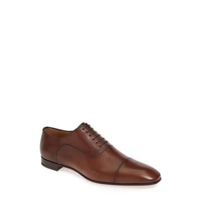 クリスチャン ルブタン CHRISTIAN LOUBOUTIN メンズ 革靴・ビジネスシューズ シューズ・靴 Greggo Cap Toe Oxford Havane