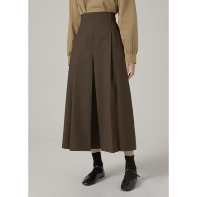 TWEE レディース スカート Hershey pleated skirt