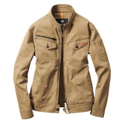 BURTLE バートル  561 長袖ジャケット 春夏用 メンズ レディース作業服 作業着  ジャンパー ブルゾン