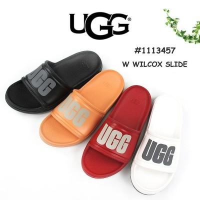 UGG W WILCOX SLIDE スライドサンダル EVA レディース 2020春夏 軽量 US5-8 4色 #1113457〔SK〕
