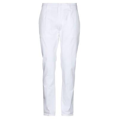 ドンダップ DONDUP パンツ ホワイト 31 コットン 97% / ポリウレタン 3% パンツ
