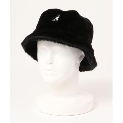 A BAG OF CHIPS / KANGOL/カンゴール Faux Fur Bucket MEN 帽子 > ハット