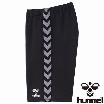 ◆◆送料無料 メール便発送 <ヒュンメル> HUMMEL チームハーフパンツ HAT6098 (90)