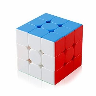 【送料無料】キューブ 立体パズル 競技用キューブ こども 魔方 3X3X3 GYBBER&MUMU 回転スムーズ マジックキューブ (オリジナル)
