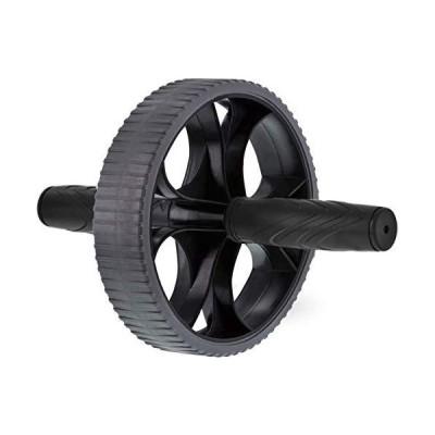 Aduro スポーツアブワークアウトローラーホイール、究極のabの刺激腹部エクササイズ用スチールフィットネスエクササイズローラートレーニング機器の腹筋